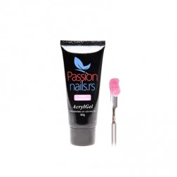AcrylGel Cover Crystal Pink 60 g.