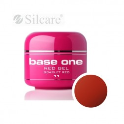 Base One Red Gel Scarlet Red *11 5g